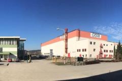 Areal , Halle , Schwermetalindustrie