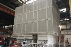 Stahlmetalkonstruktion , Maschine